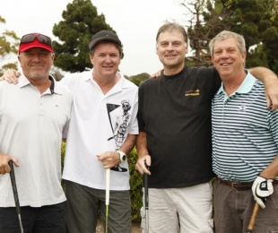 8th Annual Cystic Fibrosis Golf Tournament 2015
